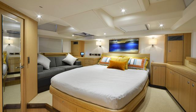 Tiger Charter Yacht - 7