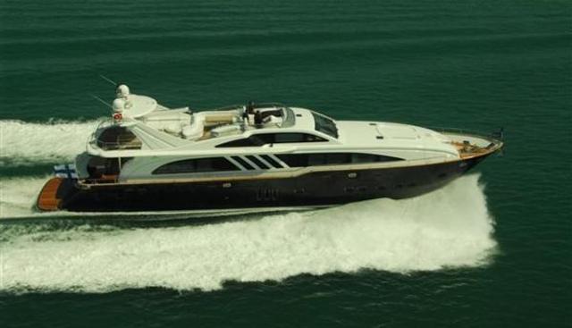 Giant 100 Motor Yacht 2009 Charter Yacht