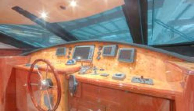 Neptunus 75 Flybridge Charter Yacht - 4