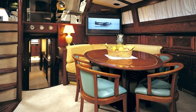 Persistence Charter Yacht - 6