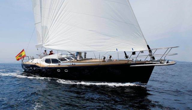 Caracola Too Charter Yacht