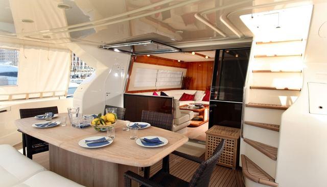 Pampero Charter Yacht - 7