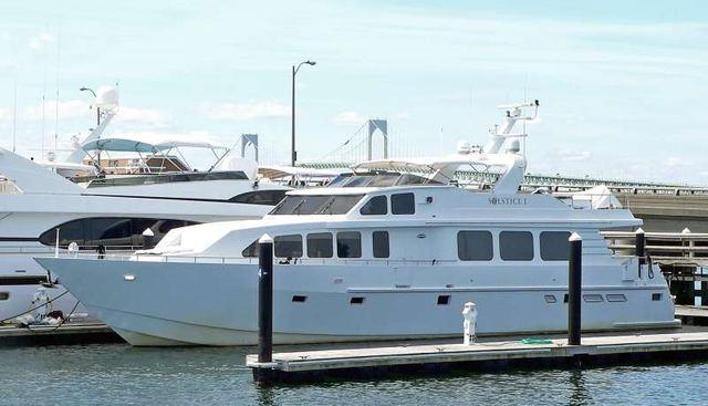 Declassified Charter Yacht - 2