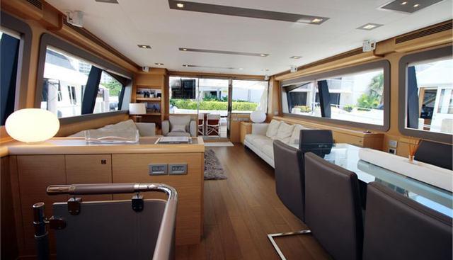 Evolution Charter Yacht - 7