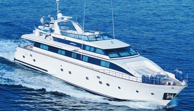 Mana Charter Yacht