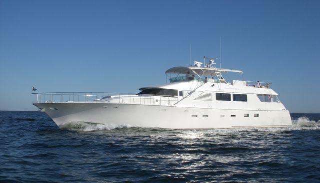 Competitive Bid III Charter Yacht - 2