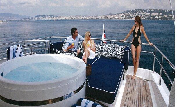 Asha Charter Yacht - 3