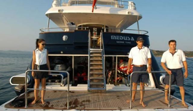 Medusa G Charter Yacht - 4