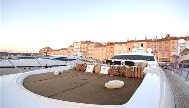 African Cat Charter Yacht - 2