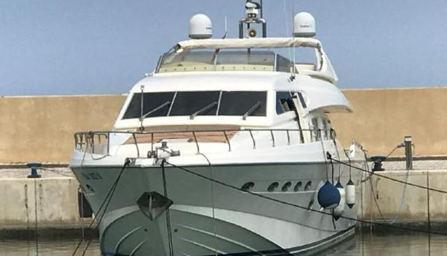 Lady Josephine Charter Yacht