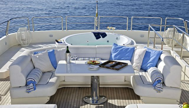 Noni Charter Yacht - 4