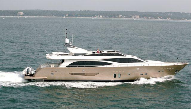 Mayama Charter Yacht - 2
