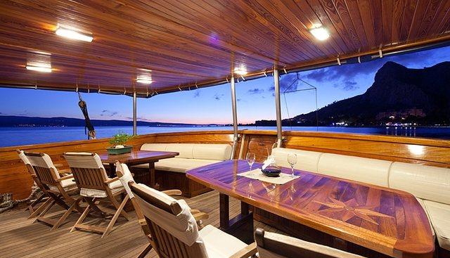Tajna Mora Charter Yacht - 8