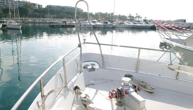 Mr Lucky IV Charter Yacht - 3