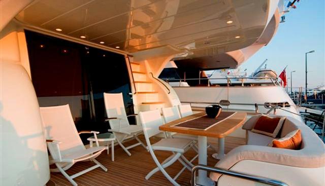 Scorpio Charter Yacht - 2
