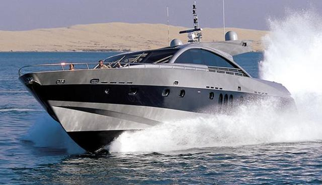 Shenu Charter Yacht - 7