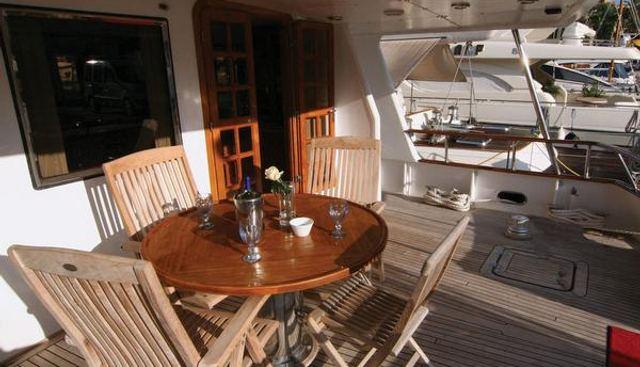 Sam Hay Charter Yacht - 5