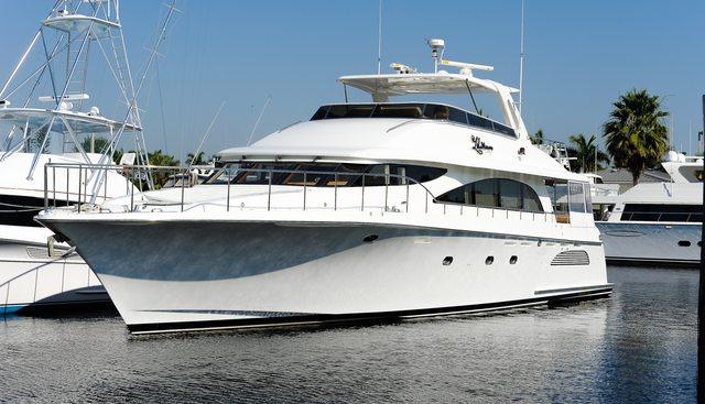 Cy-Yan Charter Yacht