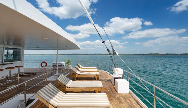 Ocean Diamond Charter Yacht - 2