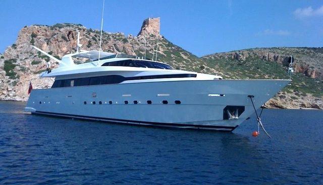 Kenayl Charter Yacht