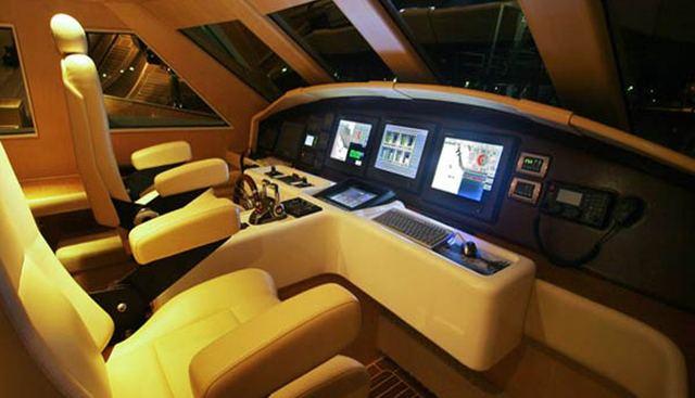 Berada Charter Yacht - 3