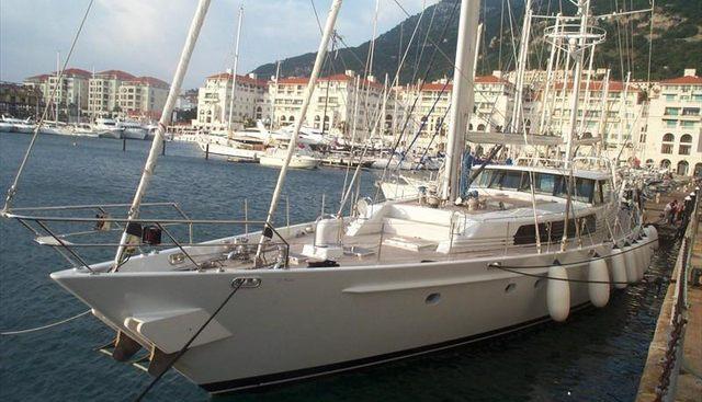 Tristan Charter Yacht