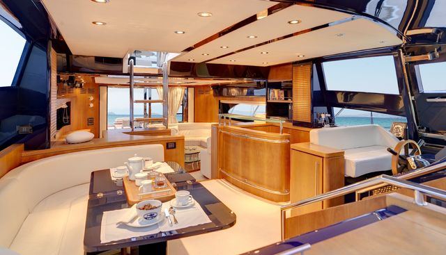 Space Charter Yacht - 5