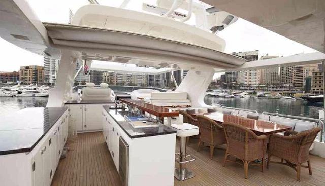 Al Bouchra Charter Yacht - 4
