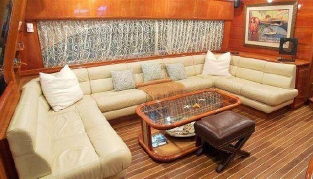 Princess Maria IV Charter Yacht - 7
