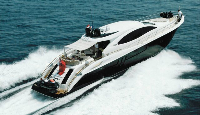 Carbon Charter Yacht