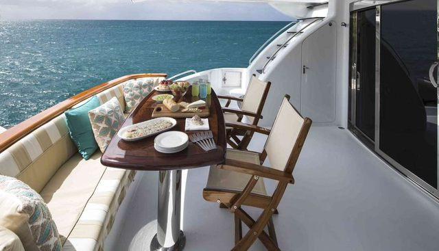 Wreckless Charter Yacht - 3