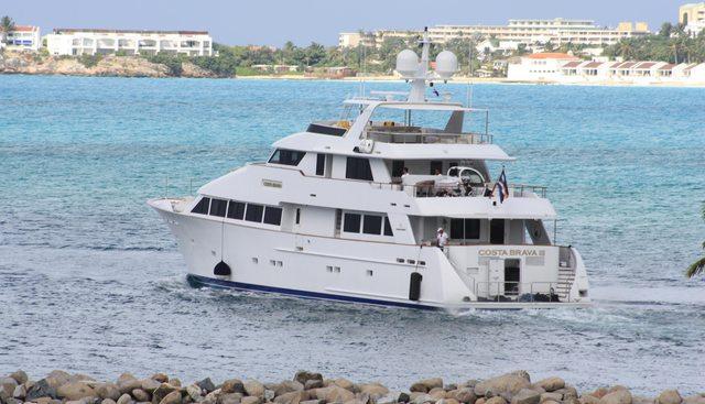 Costa Brava III Charter Yacht - 3