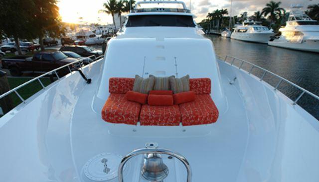 Silver Fox Charter Yacht - 2