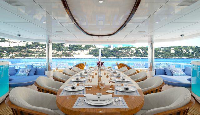 My Seanna Charter Yacht - 4