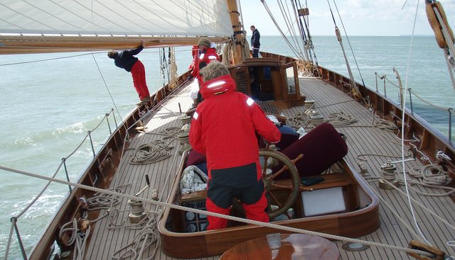 Merrymaid Charter Yacht - 7