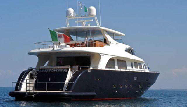 Ariston Five Charter Yacht - 5