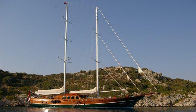 Bedia Sultan Charter Yacht