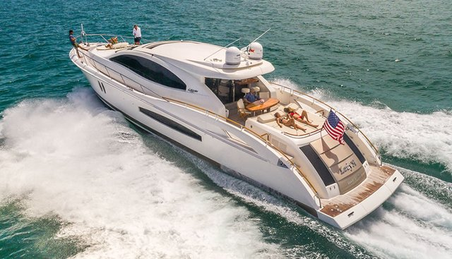 Lady H Charter Yacht - 5