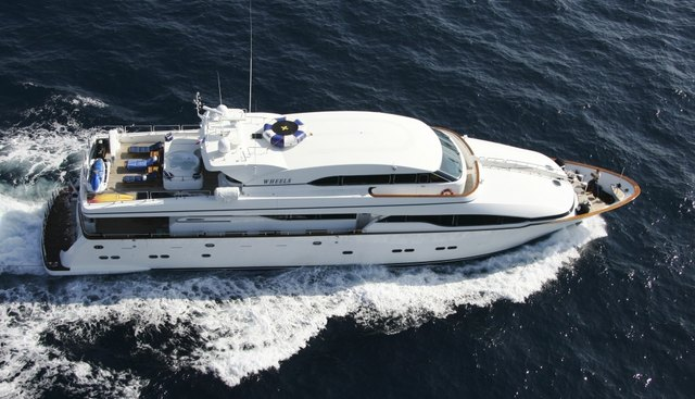 Wheels I Charter Yacht - 2