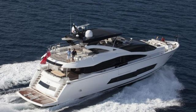 Sam K Charter Yacht - 5