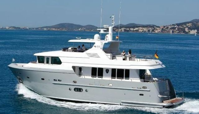 Just 4 Us Charter Yacht - 5