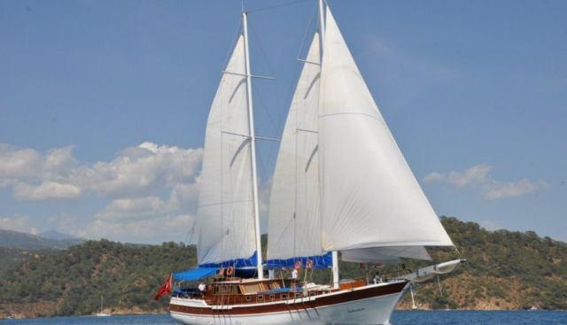Salmakis Charter Yacht - 2