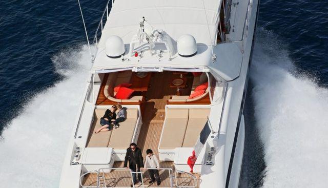 Mamba Charter Yacht - 3