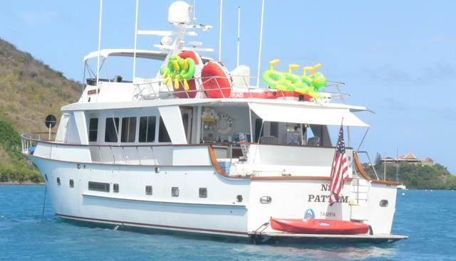 NSS Pattam Charter Yacht - 2