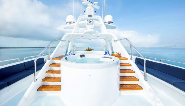 Island Heiress Charter Yacht - 2