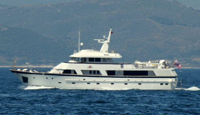 Ohana Charter Yacht
