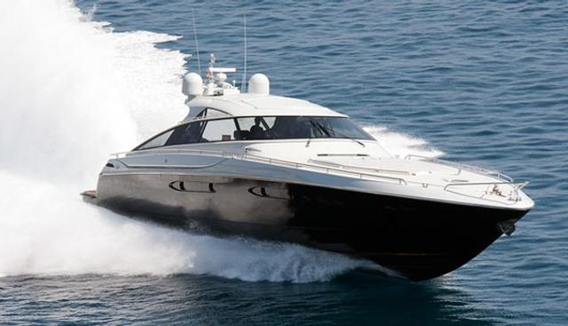 Cristal Charter Yacht