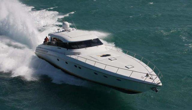 Thunder Charter Yacht