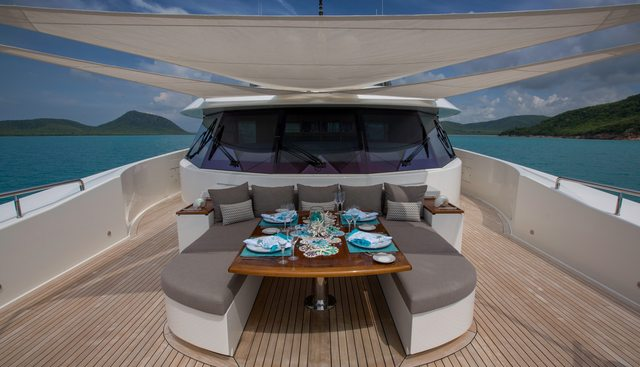 Sheherazade Charter Yacht - 2