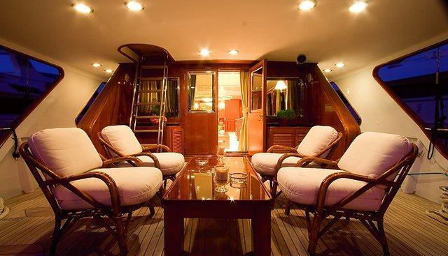 Sylviana Charter Yacht - 7